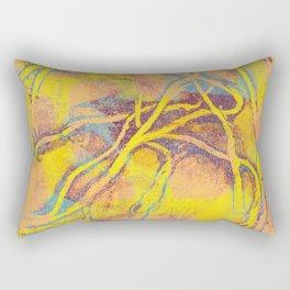 Abstract No. 218 Rectangular Pillow