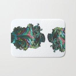 Abstract Fractals Number 35. Bath Mat