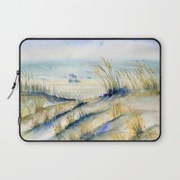Ocean City Beach Maryland Laptop Sleeve