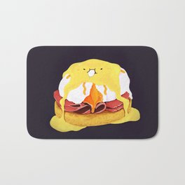 Egg Benedict Bath Mat