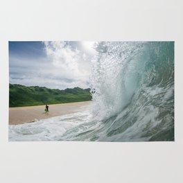 Hawaiian Shorebreak Rug