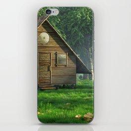 Cabin iPhone Skin