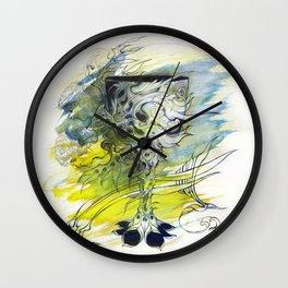 Grail Wall Clock