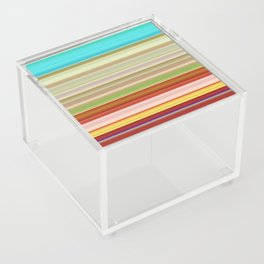 Stripes II Acrylic Box