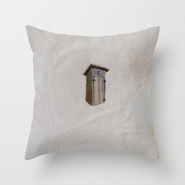 Out (of the) House Throw Pillow