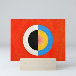 12,000pixel-500dpi - Hilma af Klint - Swan - Digital Remastered Edition Mini Art Print
