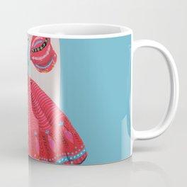 Qajar princess Coffee Mug