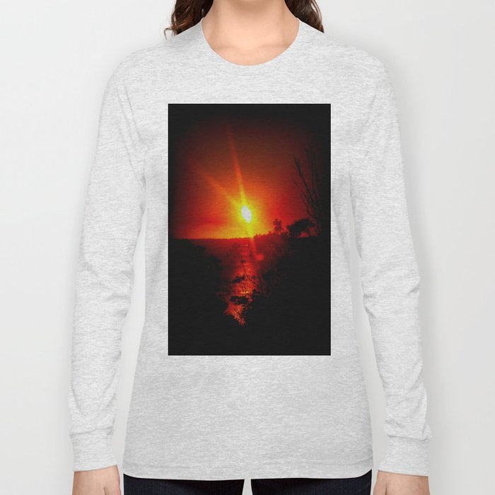 As the Sunsets Long Sleeve T-shirt