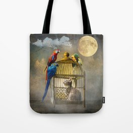 Free for now Tote Bag