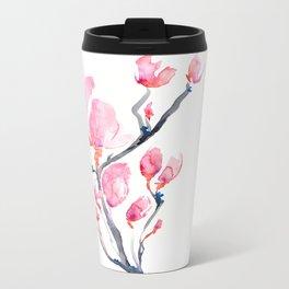 Japanese Magnolia Travel Mug