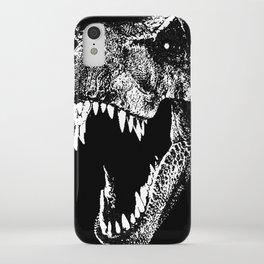 I'm a Dino Fan! iPhone Case