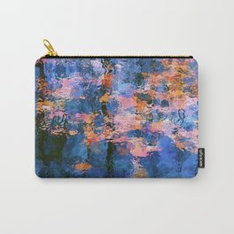 Fallen leaves in water I Carry-All Pouch