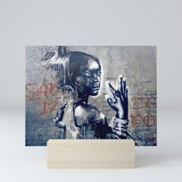 Ale Bonjo / Sámara-Uganda Orphans Collaboration Mini Art Print