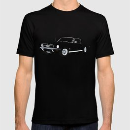 1968 Ford Mustang GT T-shirt