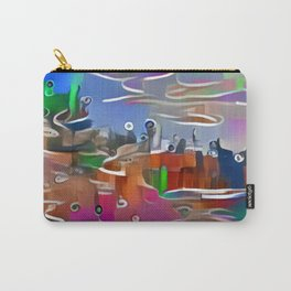 Colorful Cliff Carry-All Pouch