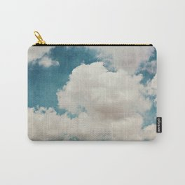 January Clouds Carry-All Pouch