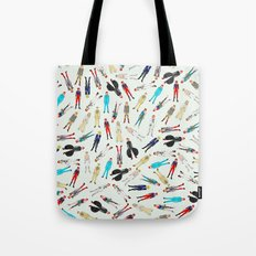 Floating Bowies Tote Bag