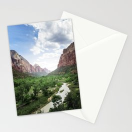 Zion Park Stationery Cards