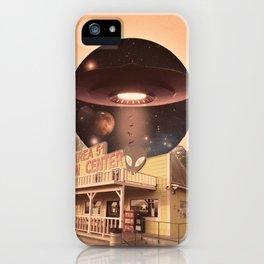 area 51 iPhone Case
