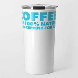 Coffee the 100 replacement to sleep Travel Mug