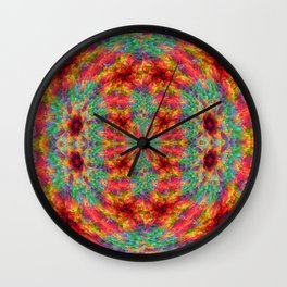 Through The Looking Glass 5 Wall Clock