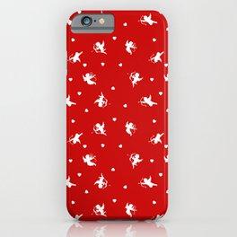 Love Cupids iPhone Case
