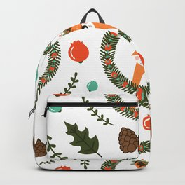 Christimas Pattern II Backpack