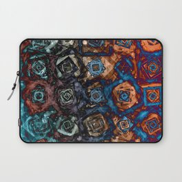 Twirling Swirling Madness Laptop Sleeve