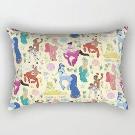 Centaurettes Rectangular Pillow
