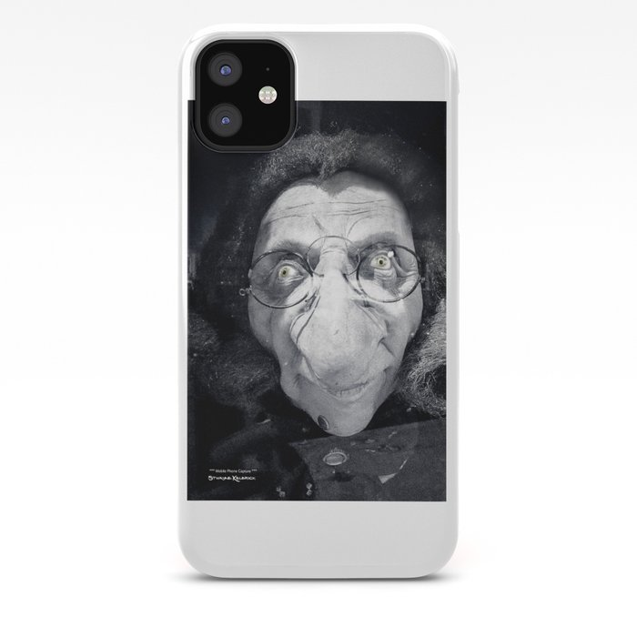 Wood Witch iPhone 11 case