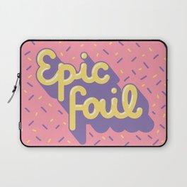 Epic fail Laptop Sleeve