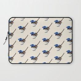 Little Wren, Natural Laptop Sleeve