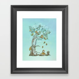 I Hear Music in Everything Framed Art Print