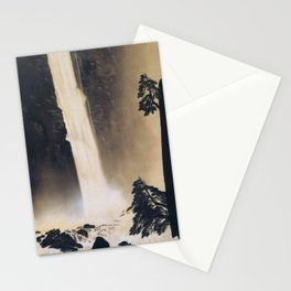 Morning in Ueno Stationery Cards