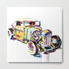 Hotrod 1932 Metal Print