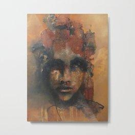 """""""Eldonna"""" by Nisus L'art Metal Print"""