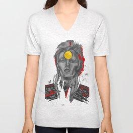 Starman Unisex V-Neck