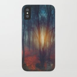 cRies and whiSpers iPhone Case