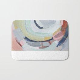 Waves: Mint Bath Mat