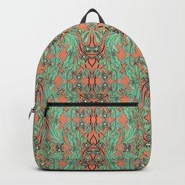Clara Pattern Backpack