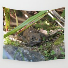 Tuatara : Nw Zealand Endemic Wall Tapestry