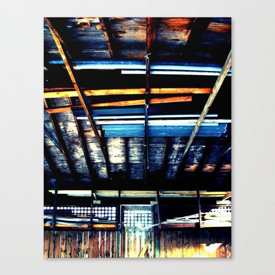 nook Canvas Print