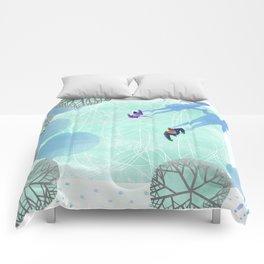 Skating Comforters