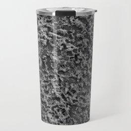 freezing sandy texture Travel Mug