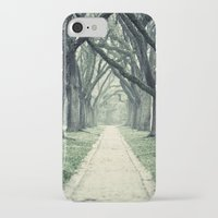 wonderland iPhone & iPod Cases featuring Wonderland by Slight Clutter