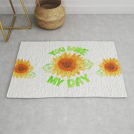 You Made My Day Rug