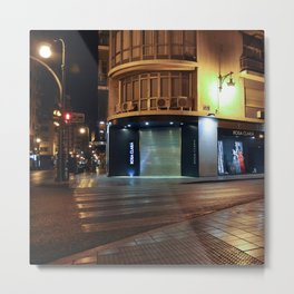 GHOST-HOUR of Valencia in Spain Metal Print