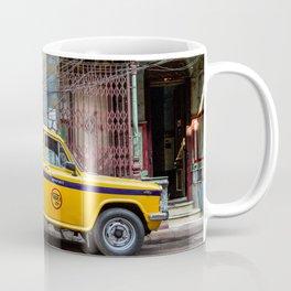 Taxi India Coffee Mug
