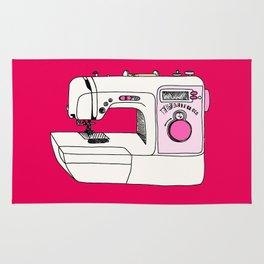 My Sewing Machine Rug