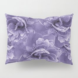 Ultra Violet Peony Flower Bouquet #1 #floral #decor #art #society6 Pillow Sham